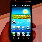 LG Thrill 4G Hands-on