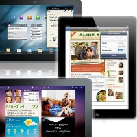 Thin is in: Samsung Galaxy Tab 10.1 vs Samsung Galaxy Tab 8.9 vs Apple iPad 2 specs