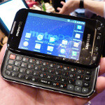 Samsung Galaxy Indulge Hands-on