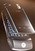 Motorola Maxx VE's keyboard under question