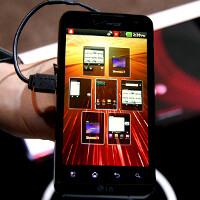 LG Revolution Hands-on at CTIA 2011
