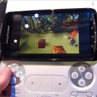 Games for the Sony Ericsson XPERIA Play bring us back to the Playstation's early days