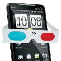 Taking 3D video with the HTC EVO 3D