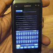 The first big Nokia N8 firmware update demoed on video