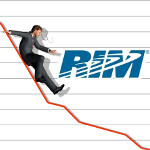 RIM reports earnings, lowers forecast and shares plunge more than 10% after-hours