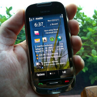 Nokia Astound for T-Mobile has NFC chip inside, but you'll have to turn it on
