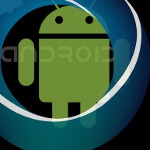 Samsung Wave booted into Android