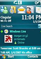 Mirosoft finally announces Windows Mobile 6 (Crossbow)