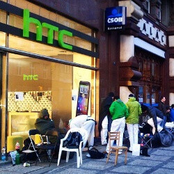 HTC Desire S sales in Europe start today