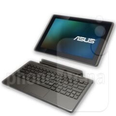 Asus launches the Eee Pad Transformer with 16-hour battery life and Android 3.0