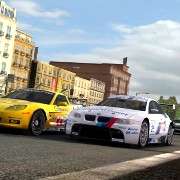 Real Racing 2 HD developers demo Full HD 1080p output from an iPad 2 to a big screen TV