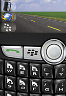 RIM BlackBerry and AT&T announce the 8800