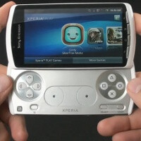 Sony Ericsson Xperia PLAY Design Overview