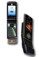 Motorola KRZR K3 and RIZR Z8 HSDPA phones announced
