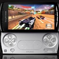Gameplay demo with the preloaded titles on the Sony Ericsson Xperia PLAY