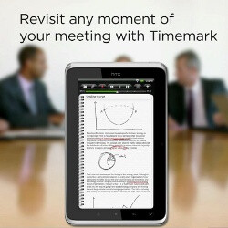 This HTC Flyer promo shows you how much more you can do with a stylus