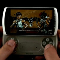 Sony Ericsson Xperia PLAY comes with 60 games at launch