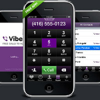 Viber iPhone app adds free texts to its free calls service