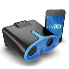 Hasbro's My3D viewer for the iPhone will be available on April 3rd