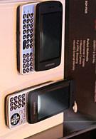 Samsung Ultra Multimedia F510, F520 and i520 Smartphones