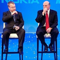 Negotiations between Nokia and Microsoft go well, a large number of WP Nokia phones coming in 2012