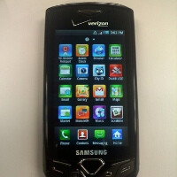 Verizon's Samsung Gem smiles for the camera once again, Big Red launch imminent