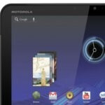 Not yet being sold in the UK, pricing for the Motorola XOOM Wi-Fi is reduced