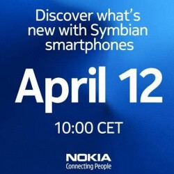Nokia to sing Symbian's swan song on April 12th, a handful of smartphones coming up?