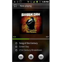 Leaked Android media player shows integration of cloud services