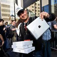 Suppliers shipped at least 2.4 million iPad 2s to Apple in March