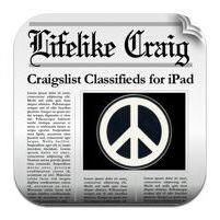 Lifelike Craig HD is a user-friendly Craigslist app for iOS