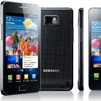 Samsung Galaxy S II gets an April launch in some countries