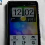 Video captures an HTC HD7 running Android with HTC Sense 3.0