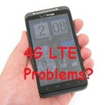 HTC ThunderBolt having 4G connection issues