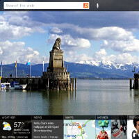 Microsoft's new Bing app for the iPad brings a whiff of Metro UI that is likely to power Win 8