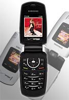 Samsung U540 comes soon to Verizon