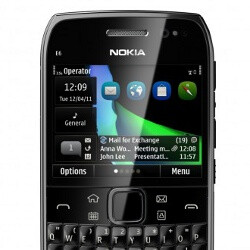 Nokia E6 continues Nokia's business E series in style