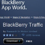 BlackBerry Traffic updated, lots of improvements offered
