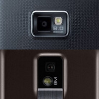 Samsung Galaxy S II vs LG Optimus 2X outdoor camera samples