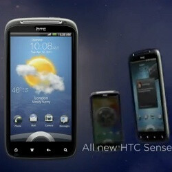 HTC posts first promo of the HTC Sensation (video)