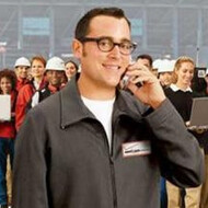 Verizon's 'Can you hear me now?' actor gets his life back
