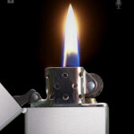Now Android owners can join iOS users signaling for an encore with the Zippo virtual lighter