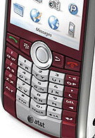 AT&T launches red Pearl and Treo 680