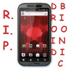 Motorola kills the Etna DROID BIONIC, with the Targa to replace it?