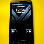 Dual-core processor for the Motorola DROID X2 makes itself known in video