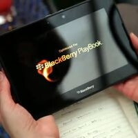 BlackBerry PlayBook gets defended from criticism in a TV interview