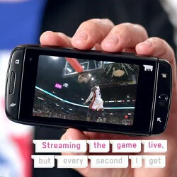 T-Mobile Sidekick 4G kicks in the NBA Playoffs with fast-break rap promo (video)