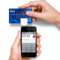 Square's credit card payment device for iOS is now endorsed in the Apple Store