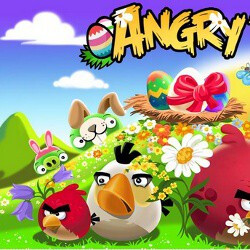 Angry Birds Seasons: Easter update hits app stores just before the holidays