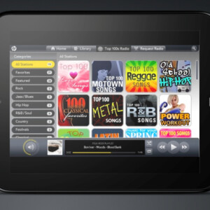 HP to add iTunes-like media store for webOS users